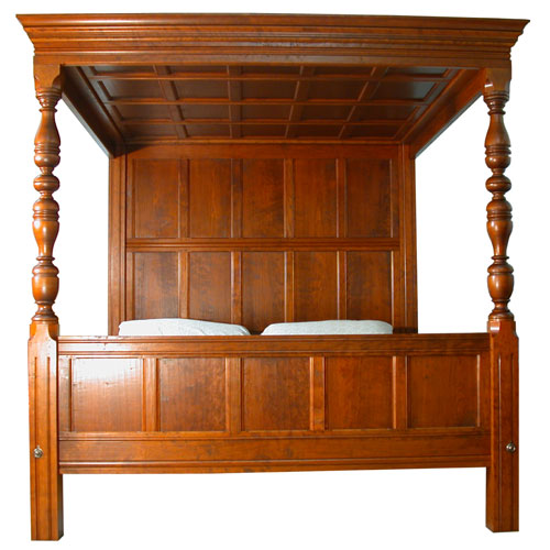 The English Tudor Bed